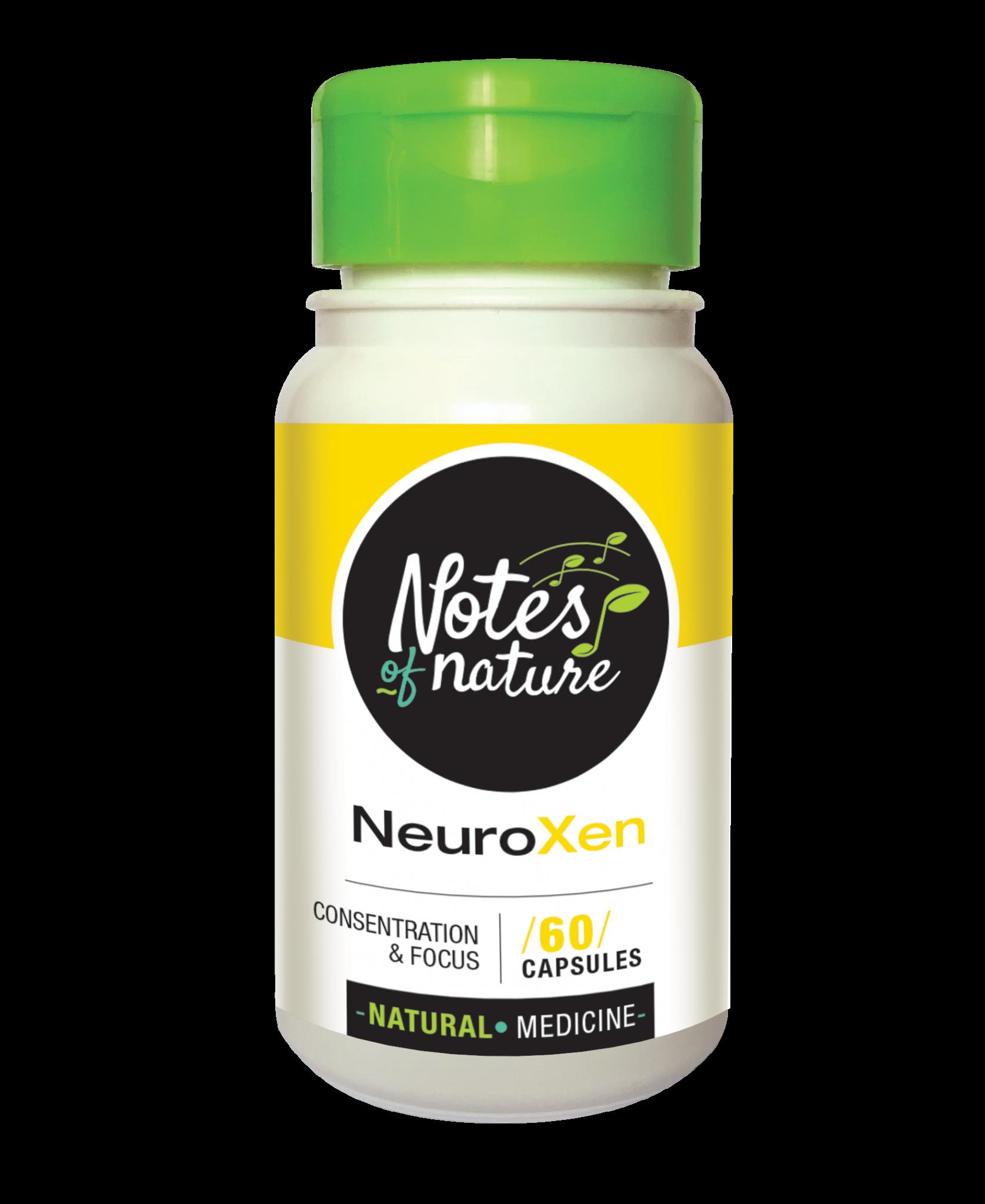 Notes of Nature NeuroXen