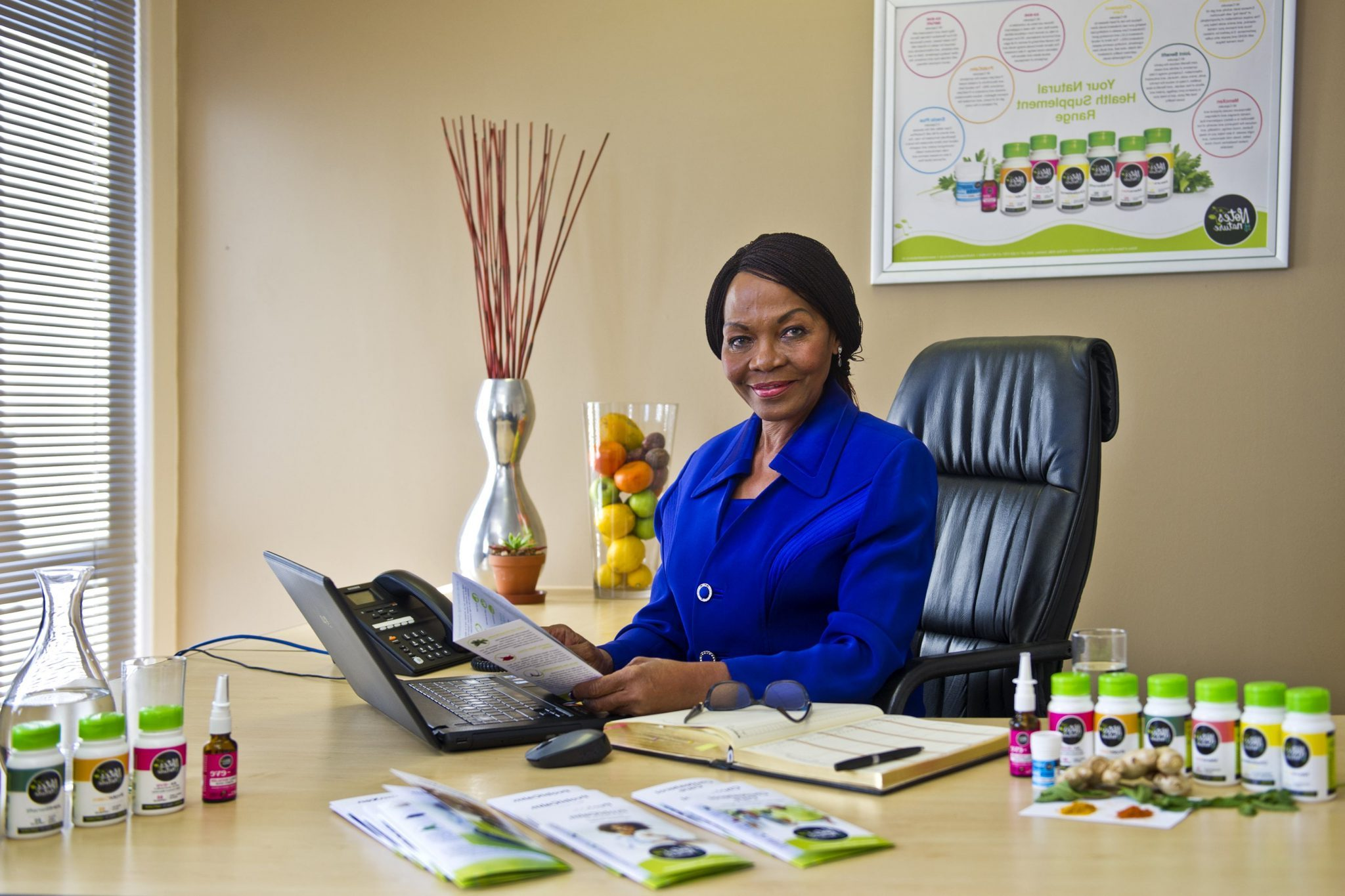 Chartered Accountant Buys Notes Of Nature Natural Supplements