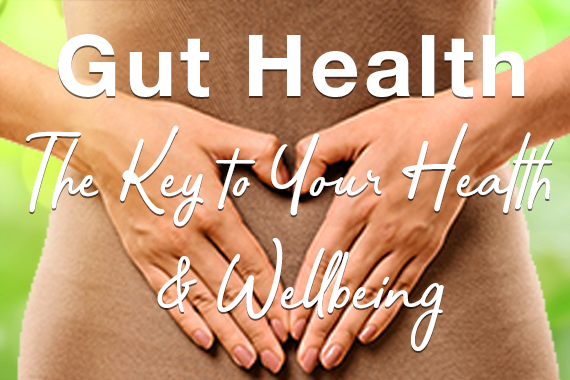 Gut Health: The Key to Your Health and Wellbeing